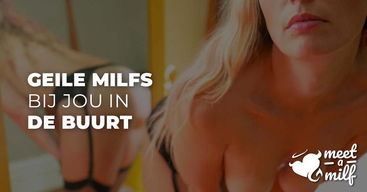 Meet a milf seksdating